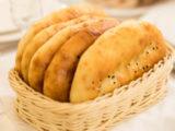 Хлеб и соуса